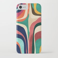 Impossible contour map Slim Case iPhone 7