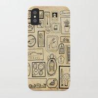frames iPhone & iPod Cases featuring Frames II by Duru Eksioglu