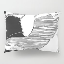 Sisterhood (B & W) Pillow Sham