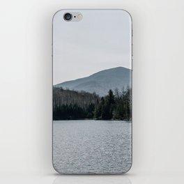 Heart Lake iPhone Skin