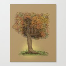 Another Autumn Canvas Print