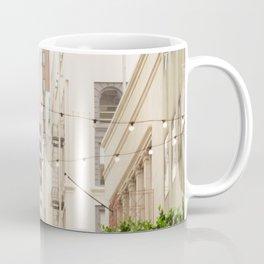 San Francisco Daydreaming in Union Square Coffee Mug