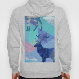 Stag Party Hoody