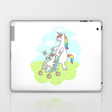 Unicorn Mama Laptop & iPad Skin