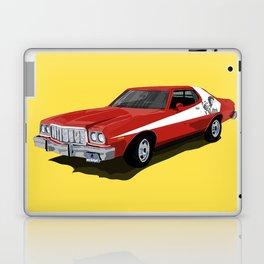 Starsky and Hutch car Laptop & iPad Skin