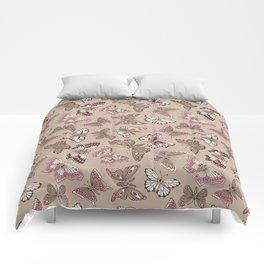 Butterflies pattern Comforters
