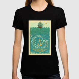GOLDEN ANCHOR T-shirt