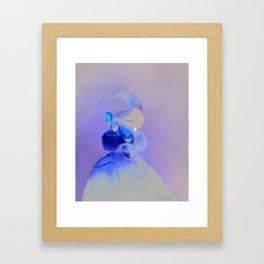 Dapper Framed Art Print