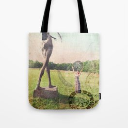 The Portal Tote Bag