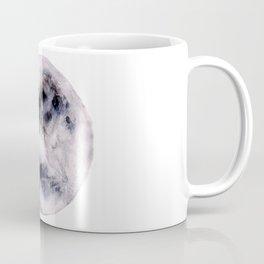 Watercolor moon Coffee Mug