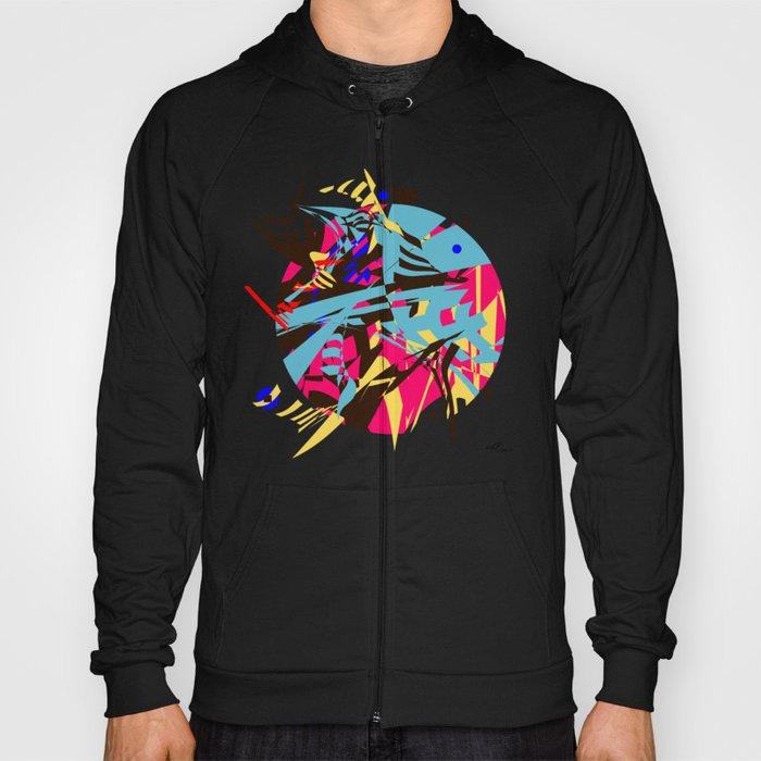 Abstract #14 Hoody