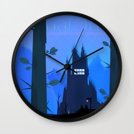 The Missing Time Wall Clock
