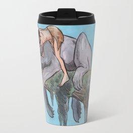 Bagheera & Mowgli Travel Mug