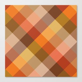 Squaremetric Canvas Print