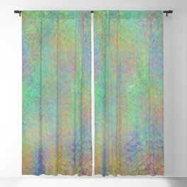 Spring Romance Blackout Curtain