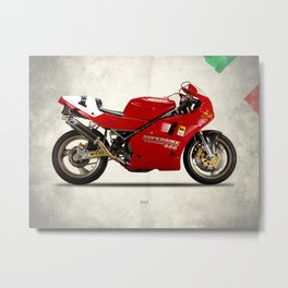 The 1994 888 SPO Metal Print