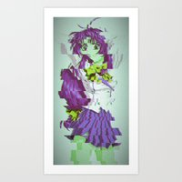 Hentai Art Print
