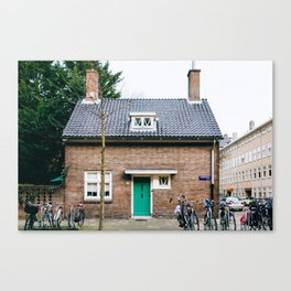 Amsterdam Zuid - Amsterdam, The Netherlands - #7 Canvas Print