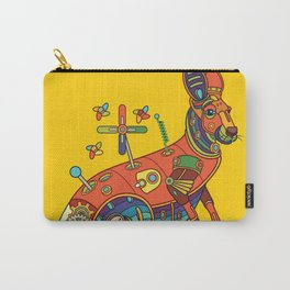 Kangaroo, cool wall art for kids and adults alike Carry-All Pouch
