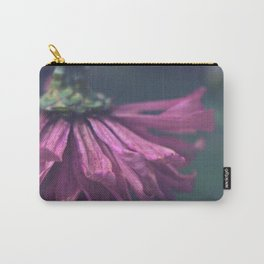 Plucking Petals Carry-All Pouch