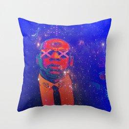 4 4 4 Throw Pillow