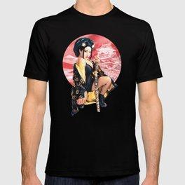 GEISHA WARRIOR T-shirt