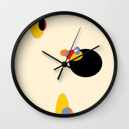 Dimensions Wall Clock