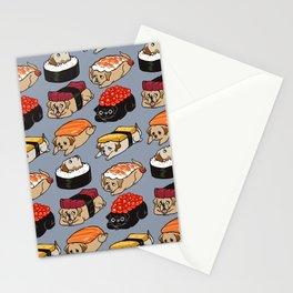 Sushi Labrador Retriever Stationery Cards