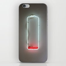 Low Battery iPhone & iPod Skin