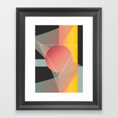 Objectum Framed Art Print