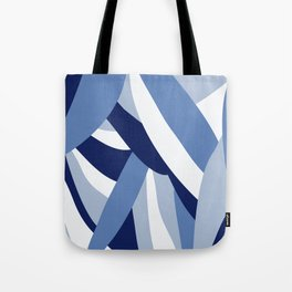 Pucciana Blue Tote Bag