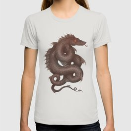 Gloucester Sea Serpent T-shirt