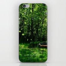 i wonder... iPhone & iPod Skin