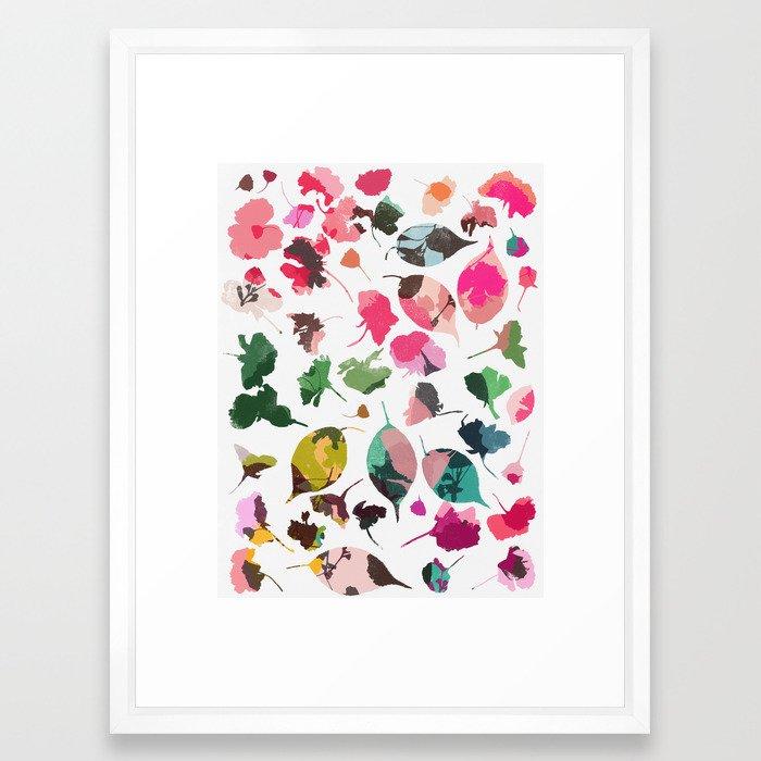 cherry blossom 3 Framed Art Print