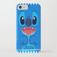ohana iPhone & iPod Cases featuring Ohana. by S J A E