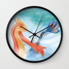 Milotic Wall Clock