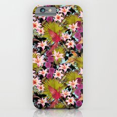tropical lilly iPhone 6 Slim Case