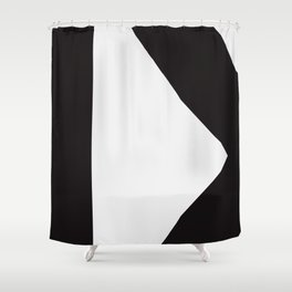 Ever A Poster Shower Curtain
