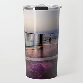 Balcon de Europa silhouette Travel Mug