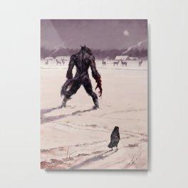 Stalker Metal Print