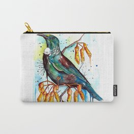 Kowhai Tui Carry-All Pouch