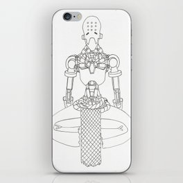 Zenyatta  iPhone Skin