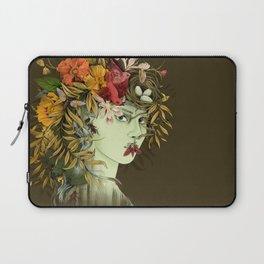 Persephone, goddess of Spring Laptop Sleeve