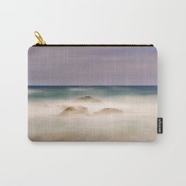 """""""Windy sea"""". Mediterranean sea at sunset. Carry-All Pouch"""