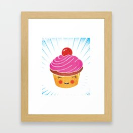 The Sweet Spot Framed Art Print