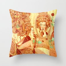 All the bells and whistles Throw Pillow