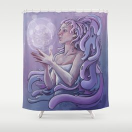 Indulgence Shower Curtain