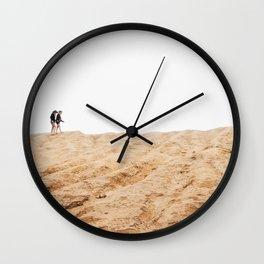 r i s e  Wall Clock