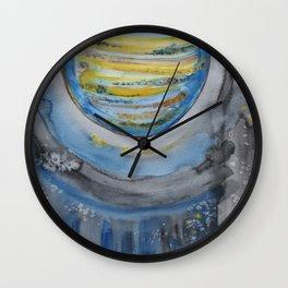 Jupiter Rising Wall Clock