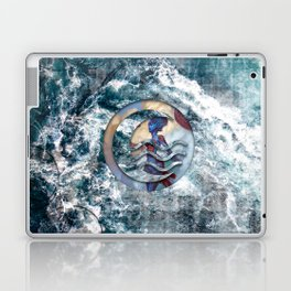 Kiora the waterbender Laptop & iPad Skin